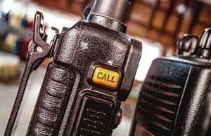 two way radio communication